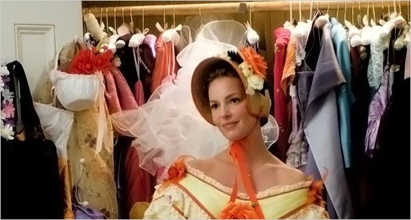 vestida para casar (Foto: .)