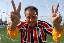 Nasi e o São Paulo herói contra o Guarani em 86 (Alexandre Durão / Globoesporte.com)