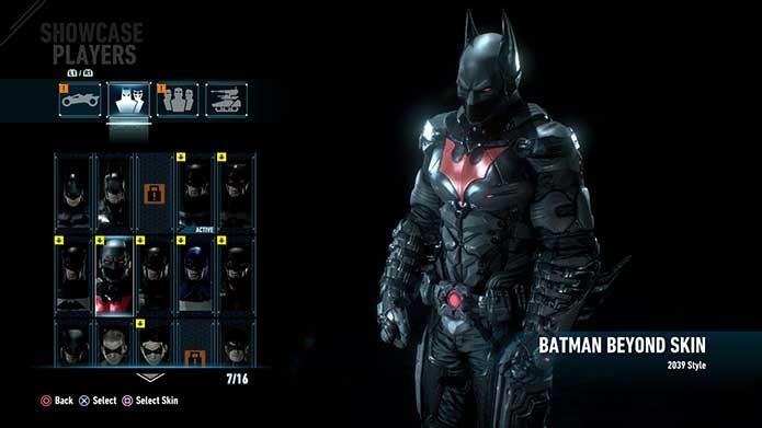 Batman do Futuro (Foto: Reprodução/Felipe Vinha)