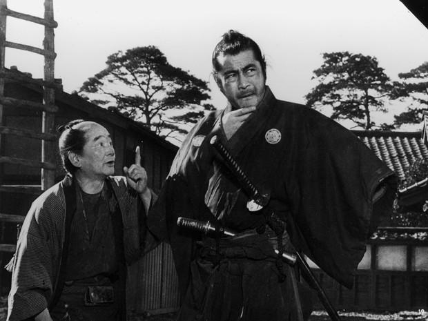 Yojimbo é um dos sete filmes da mostra do CineSesc (Foto: Yojimbo/Reprodução)