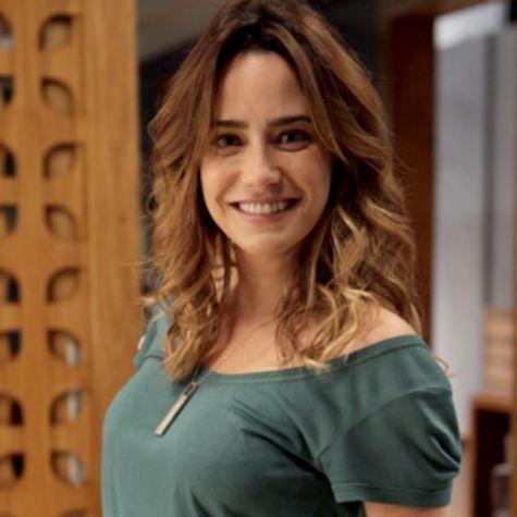 Fernanda Vasconcellos é Malu (Foto: Reprodução)
