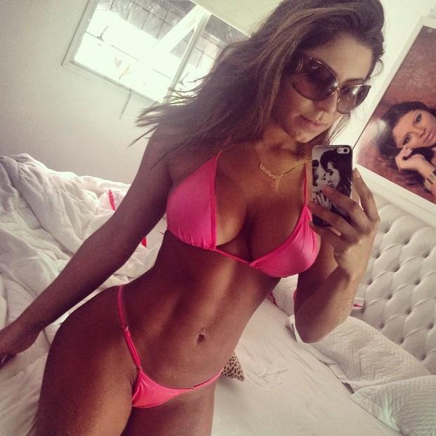 Andressa Ferreira (Foto: Reprodução/Instagram)
