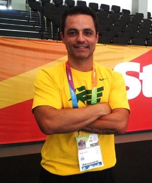 Caratê Ricardo Aguiar (Foto: Gabriel Fricke)
