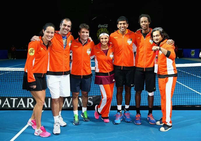 tenis indian aces iptl (Foto: Getty Images)