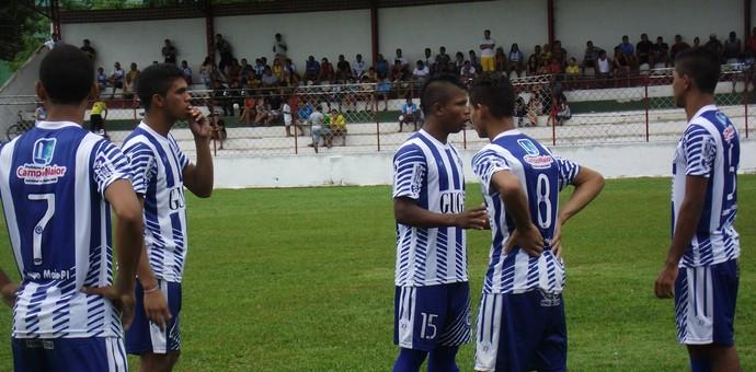 Comercial x Paysandu - Copa Norte Sub-20 (Foto: Gil Galvão Cm)
