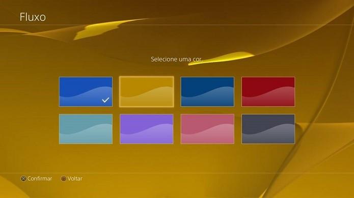 São oito cores disponíveis (Foto: Reproduçaõ Thiago Barros)