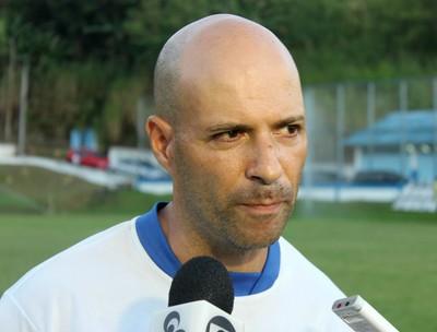 Paulo Morgado técnico Nacional-AM (Foto: Marcos Dantas)