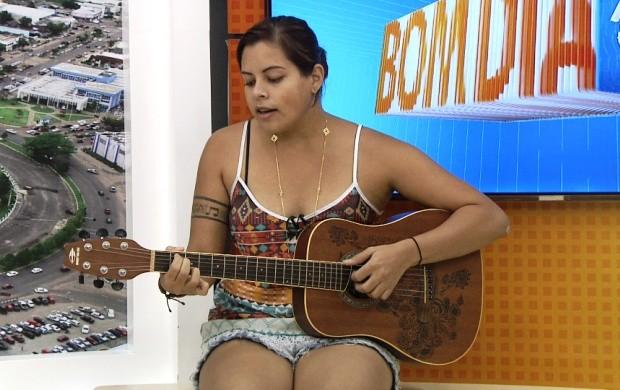 Artista fala sobre a carreira e novos projetos (Foto: Bom Dia Amazônia)