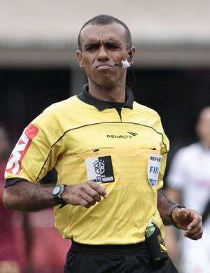 Dewson Fernando Freitas da Silva - São Paulo x Vasco (Foto: Miguel Schincariol)