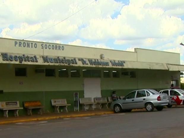 Hospital Municipal de Americana (Foto: Reprodução / EPTV)
