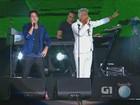 Lulu, Di'Anno, Gadú: veja quem cantou de surpresa no Rock in Rio