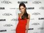 Victoria Beckham, Caitlyn Jenner e mais famosas arrasam em premiação