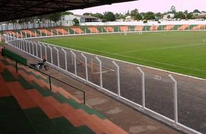 Estádio Virotão, em Naviraí (Foto: Divulgação/Prefeitura de Naviraí)