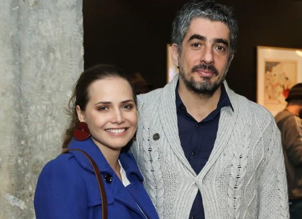 Letícia Colin e Michel Melamed (Foto: Roberto Filho/Brazil News)