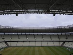 Arena Castelão (Foto: Diana Vasconcelos/G1)