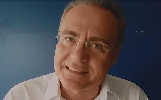 Renan Calheiros, senador do PMDB de Alagoas (Foto: Reprodução)