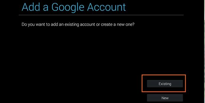 Faça o login na sua conta Google (Foto: Reprodução/Barbara Mannara)