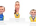 Sheilla lidera Meu Pódio Olímpico, com Vanderlei em 2º e Zanetti em 3º lugar