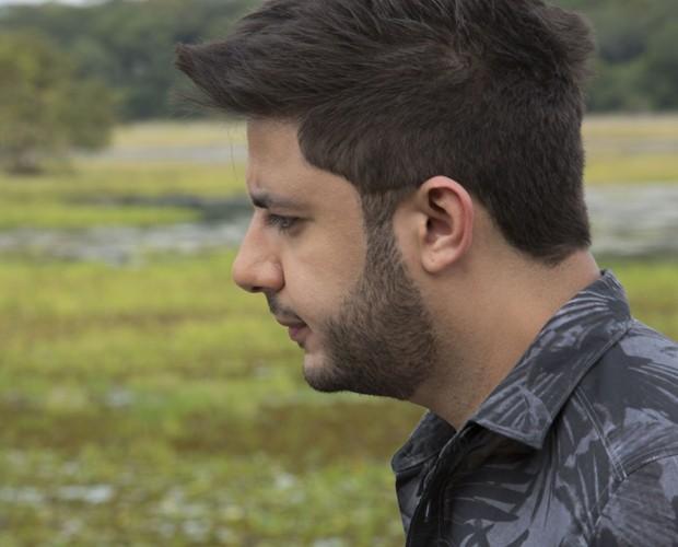 Cristiano Araújo (Foto: Gabriel Nascimento/Gshow)