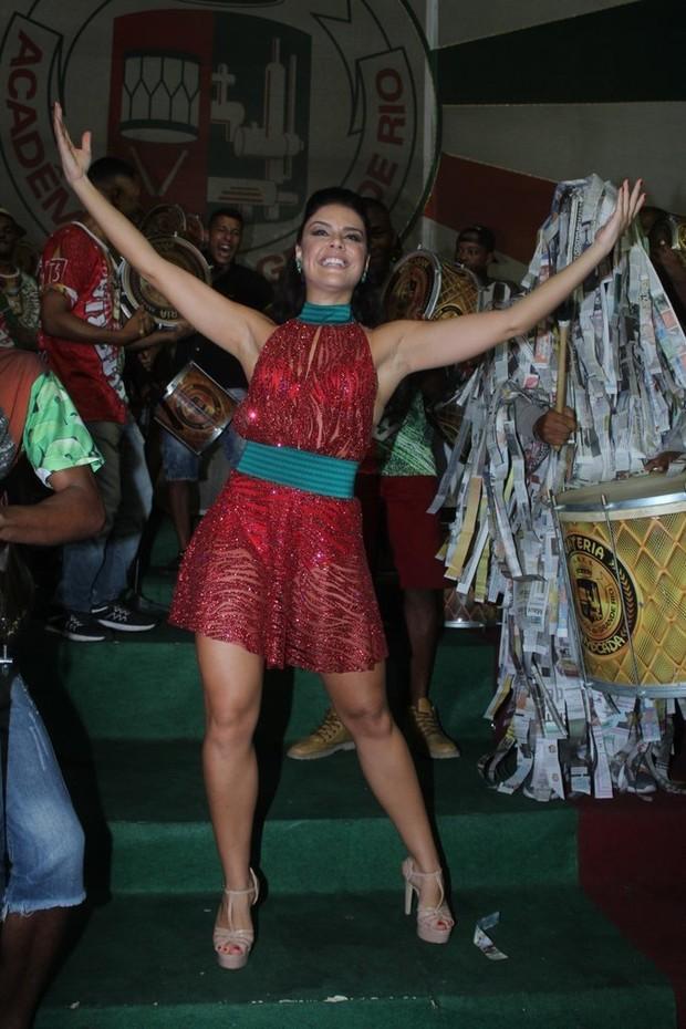 Paloma Bernardi (Foto: Rodrigo dos Anjos / Ag News)