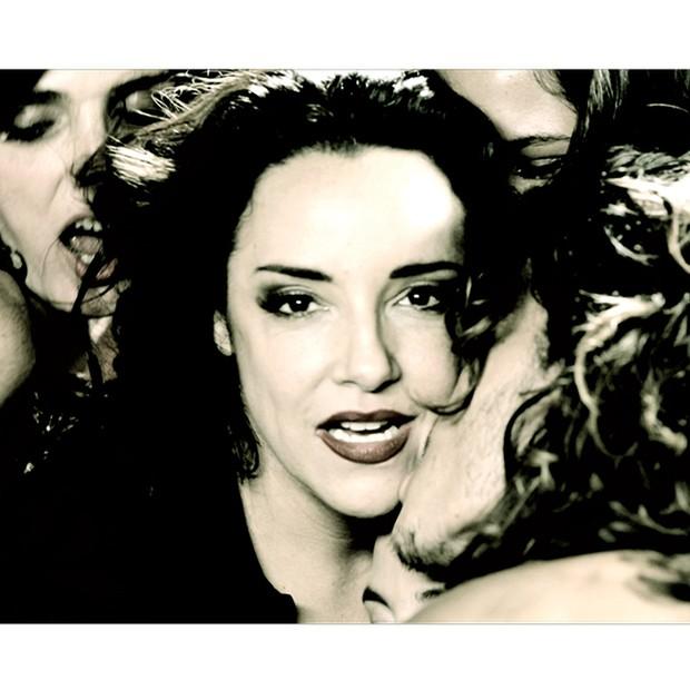 O novo clipe da cantora será lançado na segunda-feira (27) no canal Multishow (Foto: Divulgação)
