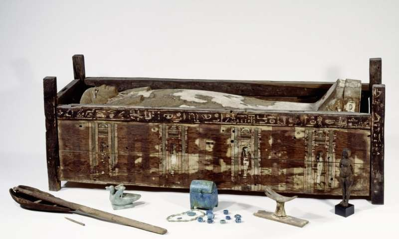 (Foto: Divulgação/Aegyptisches Museum und Papyrussammlung, SMB/Sandra Steiss)