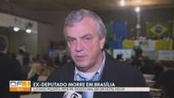 Ex-deputado do Paraná morre em hotel de Brasília