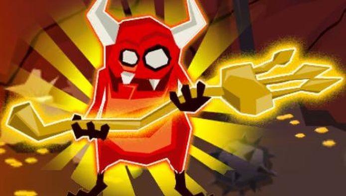 Artista especialista em pixel art participou de Freekscape: Escape From Hell, primeiro jogo brasileiro para PSP (Foto: Divulgação)