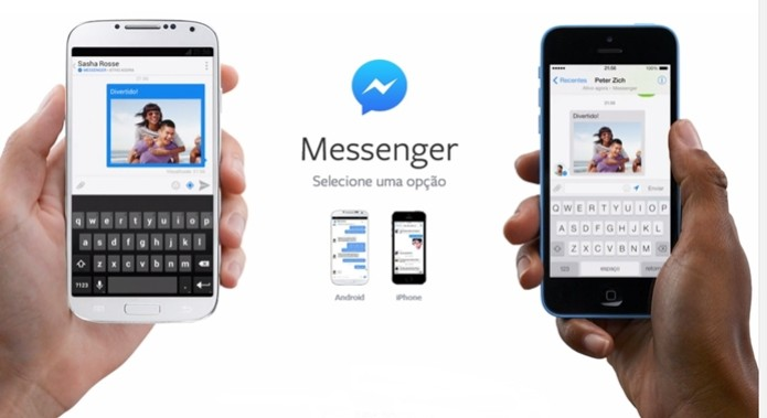 facebook-messenger1 (Foto: facebook-messenger1)