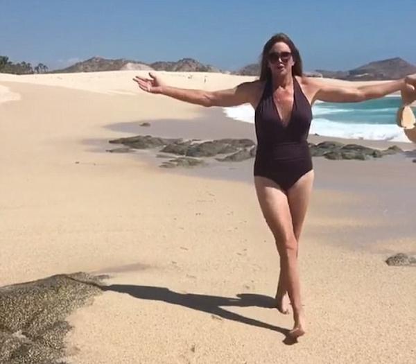 A socialite Caitlyn Jenner (Foto: Instagram)