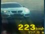 Piloto Lucas Foresti é flagrado pela PRF dirigindo a 223 km/h, em Goiás