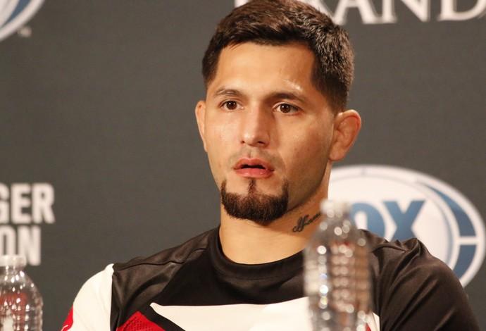 Jorge Masvidal, UFC 189, UFC (Foto: Evelyn Rodrigues)