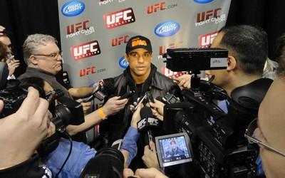 Vitor Belfort; UFC 126 (Foto: Evelyn Rodrigues)