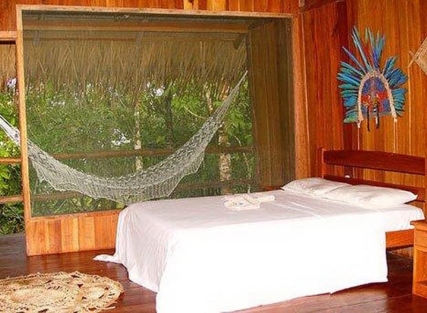 Juma Lodge (Foto: Divulgação)