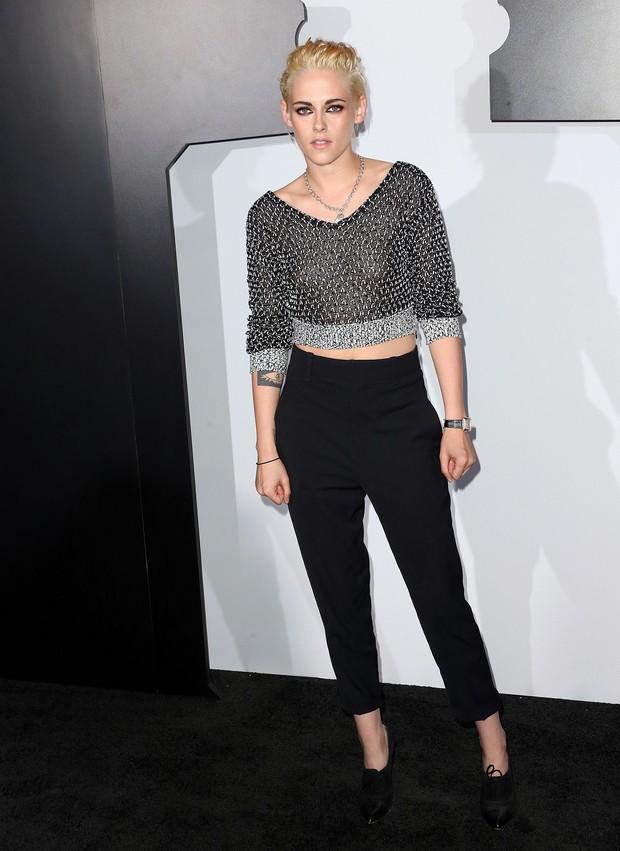 Kristen Stewart em evento em Los Angeles, nos Estados Unidos (Foto: Frederick M. Brown/ Getty Images/ AFP)
