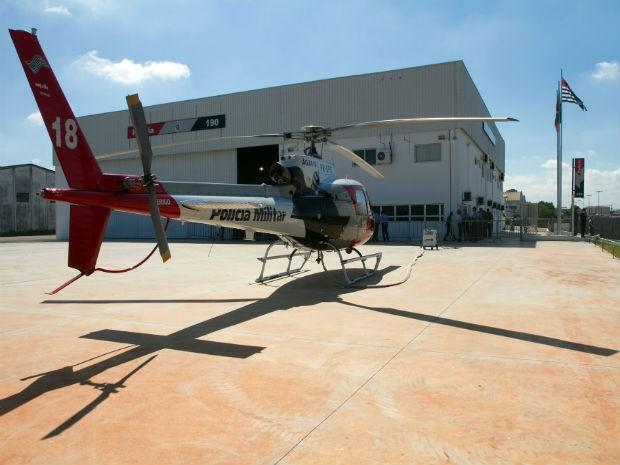 Aeroporto Sorocaba : G sorocaba sp ganha nova base de radiopatrulha aérea