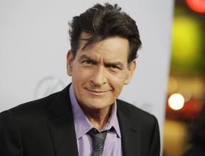 Charlie Sheen (Foto: REUTERS/Fred Prouser)