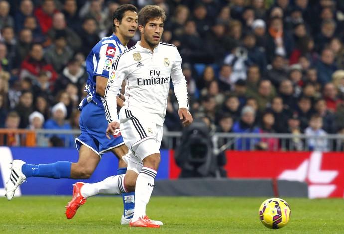 Lucas Silva Real Madrid Deportivo La Coruña (Foto: EFE)