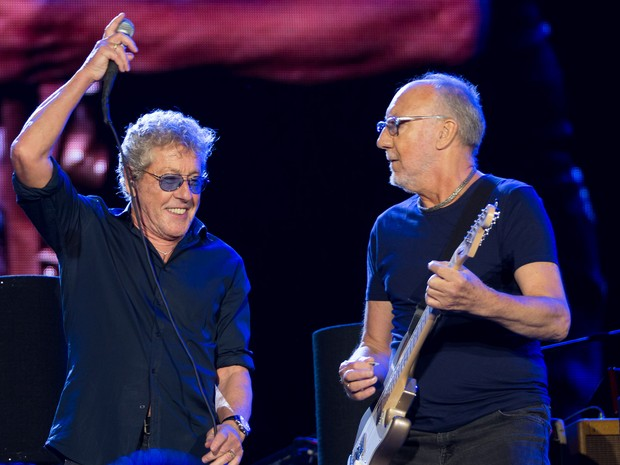 23-09 - MUNDO - The Who - Rock in Rio 2017 (Foto: Andr Bittencourt)