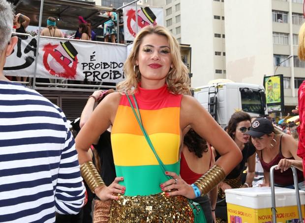 Priscila Borgonovi (Foto: AgNews)