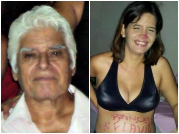 Pai e filha morreram em acidente na BR-364 neste sábado (14)  (Foto: Reprodução/Facebook)