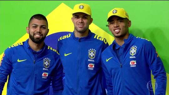 Brasil decide contra Honduras vaga na final do futebol masculino