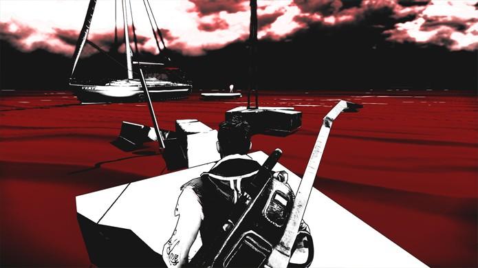 As alucinações são bonitas e poderiam ser melhor aproveitadas em Escape Dead Island (Foto: Twinfinite)