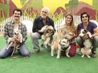 Exclusivo! Veja os famosos que vão participar do Cachorrada VIP 2013