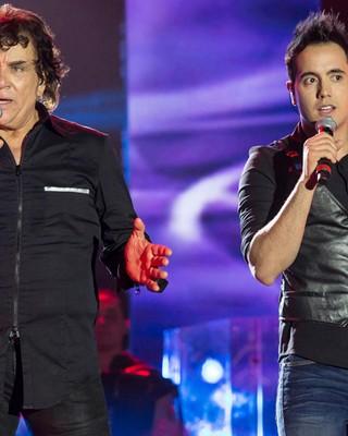 Matogrosso e Mathias  (Foto: Fabio Nunes/ Divulgação)