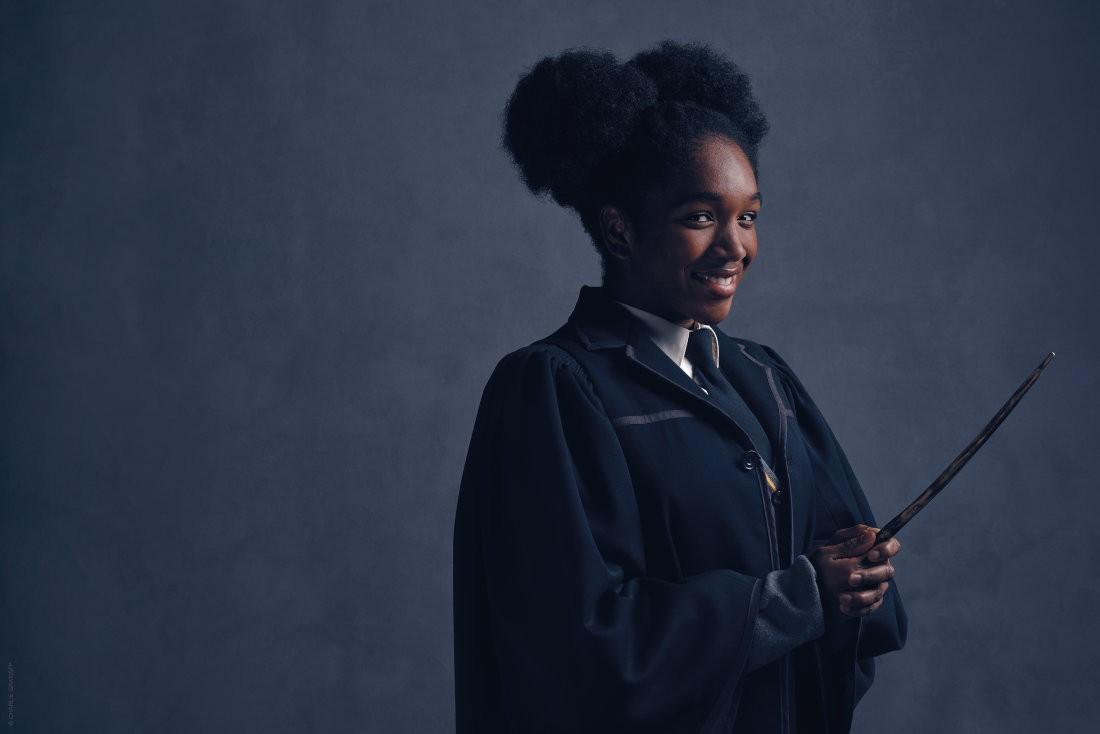 Cherrelle Skeete como Rose Granger-Weasley (Foto: Divulgação)