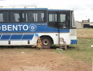 ônibus São Bento Sorocaba (Foto: Arquivo Pessoal)
