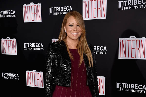 A cantora Mariah Carey (Foto: Getty Images)