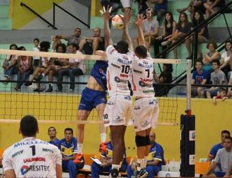 São Paulo/Taubaté x Santo André (Foto: Divulgação)