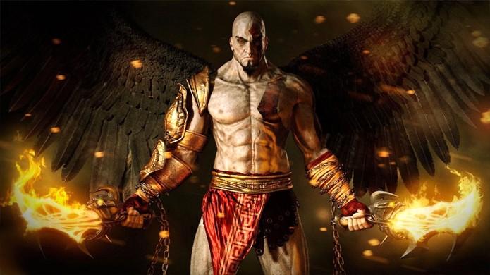 Série God of War completa 10 anos de aventuras épicas com Kratos (Foto: Reprodução/Game Art HQ)